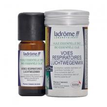 Tinh dầu organic Respiratory Mix