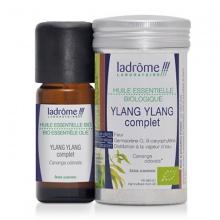 Tinh dầu organic ngọc lan tây - Ylang Ylang Complet