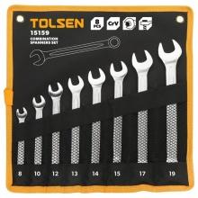 Bộ cờ lê vòng miệng Tolsen 15159