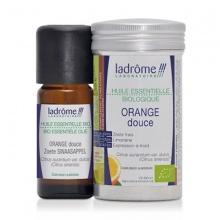 Tinh dầu organic Cam Ngọt - Orange Douce