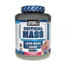Sữa tăng cân Applied Nutrition Critical Mass 2.4kg - white chocolate raspberry