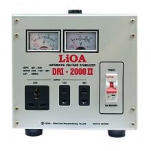 Ổn áp 1 pha LiOA DRI-2000II