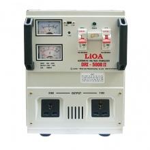 Ổn áp 1 pha LiOA DRI-5000II