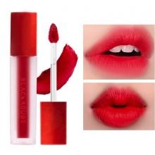 Son kem lì Black Rouge Air Fit Velvet Tint #A01 đỏ nâu