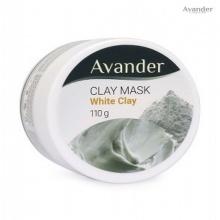 Mặt nạ đất sét trắng Avander 110g