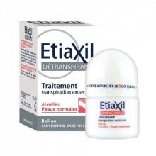 Lăn khử mùi Etiaxil Detranspirant Traitement Aisselles Peaux Normales 15ml