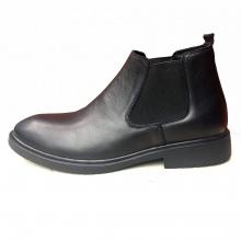 Giày chelsea boots nam da bò thật Geleli