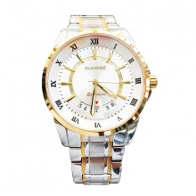 Đồng hồ nam Sunrise DM771SWA chính hãng (full box + thẻ bảo hành 3 năm) kính sapphire chống xước - chống nước - dây thép 316l
