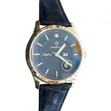 Đồng hồ nam Sunrise DM784SWA chính hãng (full box + thẻ bảo hành 3 năm) kính sapphire chống xước - chống nước - dây da cao cấp