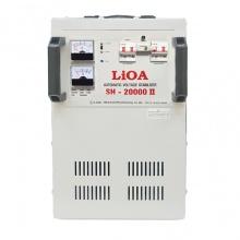 Ổn áp 1 pha LiOA SH-20000II