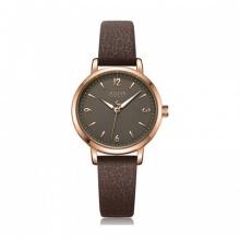 Đồng hồ nữ JA-1070 Julius Hàn Quốc dây da (5 màu)