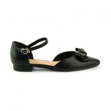Giày búp bê êm chân Sunday BB23 màu đen