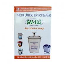Thiết bị làm rau giá đỗ bán tự động GV102
