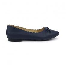 Giày búp bê êm chân Sunday BB27 màu xanh dương