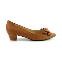 Giày búp bê êm chân Sunday BB30 màu nâu