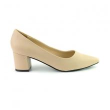 Giày búp bê êm chân Sunday BB31 màu kem