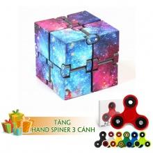 Khối quay lập phương Infinity Cube tặng HandSpinner