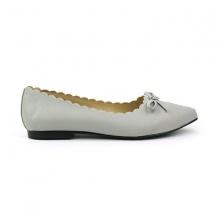 Giày búp bê êm chân Sunday BB27 màu xám