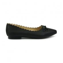 Giày búp bê êm chân Sunday BB27 màu đen