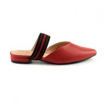 Dép búp bê êm chân Sunday BB29 màu đỏ