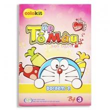 Tập tô màu Colokit Doraemon CB-017/DO