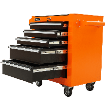 Tủ dụng cụ 5 ngăn có bánh xe kowon KJS-37