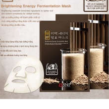 Mặt nạ dưỡng trắng từ hỗn hợp năng lượng trắng lên men - SNP Brightening Energy Fermentation Mask