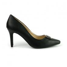 Giày cao gót bít mũi Sunday CG39 màu đen
