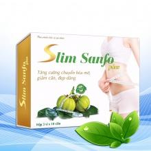 Slim Sanfo Plus - giảm cân, đẹp dáng