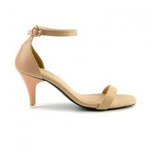 Giày cao gót Sunday CG36 màu kem