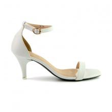 Giày cao gót Sunday CG36 màu trắng