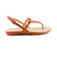 Sandal xỏ ngón êm chân Sunday SD29 màu đỏ cam