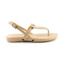 Sandal xỏ ngón êm chân Sunday SD29 màu kem