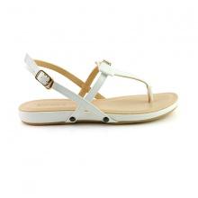 Sandal xỏ ngón êm chân Sunday SD29 màu trắng