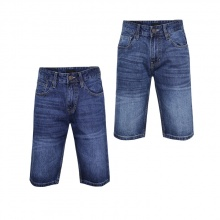 Combo 2 quần short jean nam chuẩn men cao cấp Model Fahion MSJ201