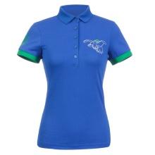 Áo phông nữ ngắn tay có cổ Hàn Quốc Disney Golf DG2LTS064 RB