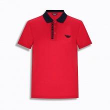 Áo phông nam ngắn tay có cổ Hàn Quốc Disney Golf DG2MTS039 RD