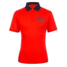 Áo phông nam ngắn tay có cổ Hàn Quốc Disney Golf DG2MTS090 RD