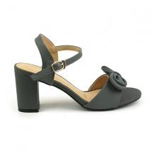 Giày cao gót Sunday DV42 màu xám