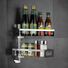 Giá để đồ đa năng 2 tầng Rotary Shelf HA 4625-22