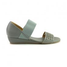 Giày đế xuồng êm chân Sunday DX22 màu xám