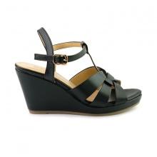 Giày đế xuồng êm chân Sunday DX16 màu đen