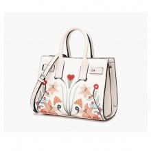 Túi xách Venuco Madrid F57 - trắng hoa- C05F57