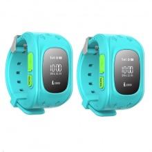 (Combo - Smart watch for baby)  2 đồng hồ định vị JVJ Q50