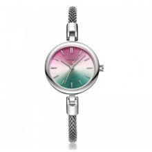 Đồng hồ nữ js-032a kính sapphire julius star hàn quốc bạc