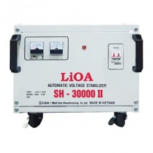 Ổn áp 1 pha LiOA SH-30000II