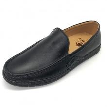 Giày mọi nam da bò cao cấp Lucacy TL02
