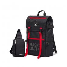 Combo balo laptop sành điệu và túi đeo ipad praza - BL175DC095
