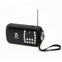 Loa bluetooth kiêm đài FM Kingcrown KH-J102