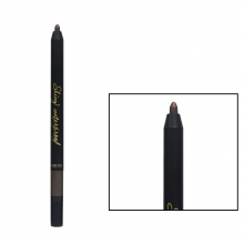 Chì kẻ mắt Shiny Waterproof Long Wear Gel Pencil Liner G04 (Right Brown)